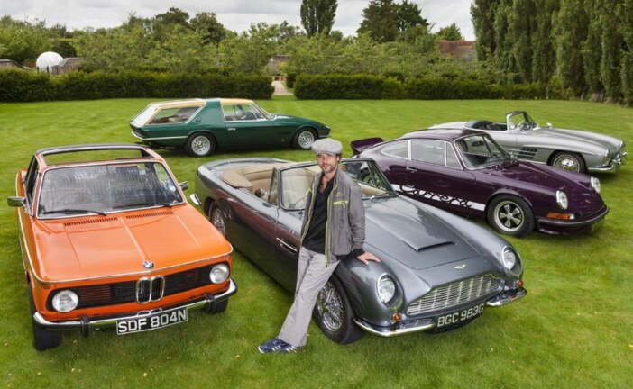 6 Celebrity Car Guys Who Have Stunning Car Collections