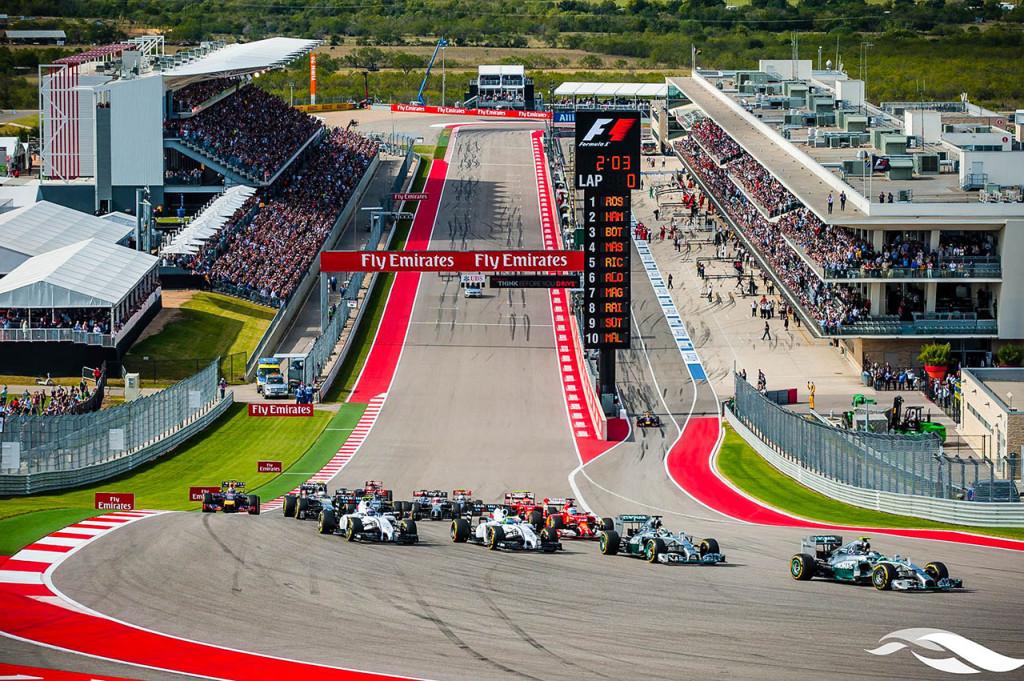 Formula One - F1 - COTA