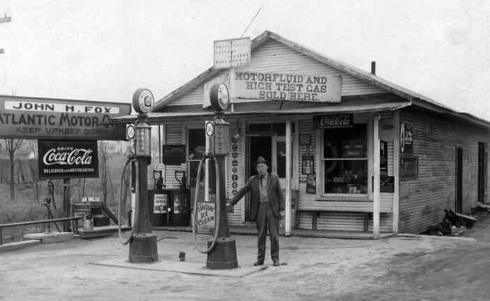 5 Rare Vintage Gas Stations