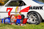 Shannon Ivey's Vintage Racing Camaro