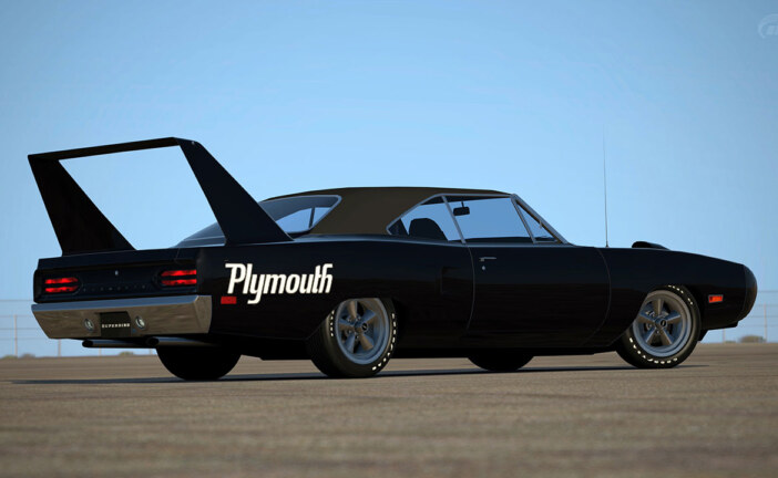 The All Time Best Classic Muscle Cars