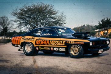 Mopar Missile Vintage Race Car