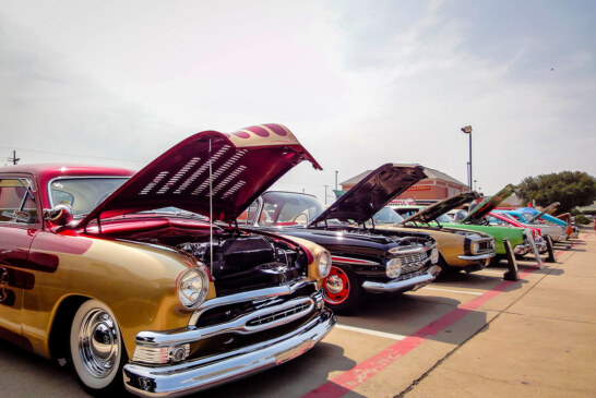 What We Saw At The Club 407 Cruise-In Car Show This Weekend