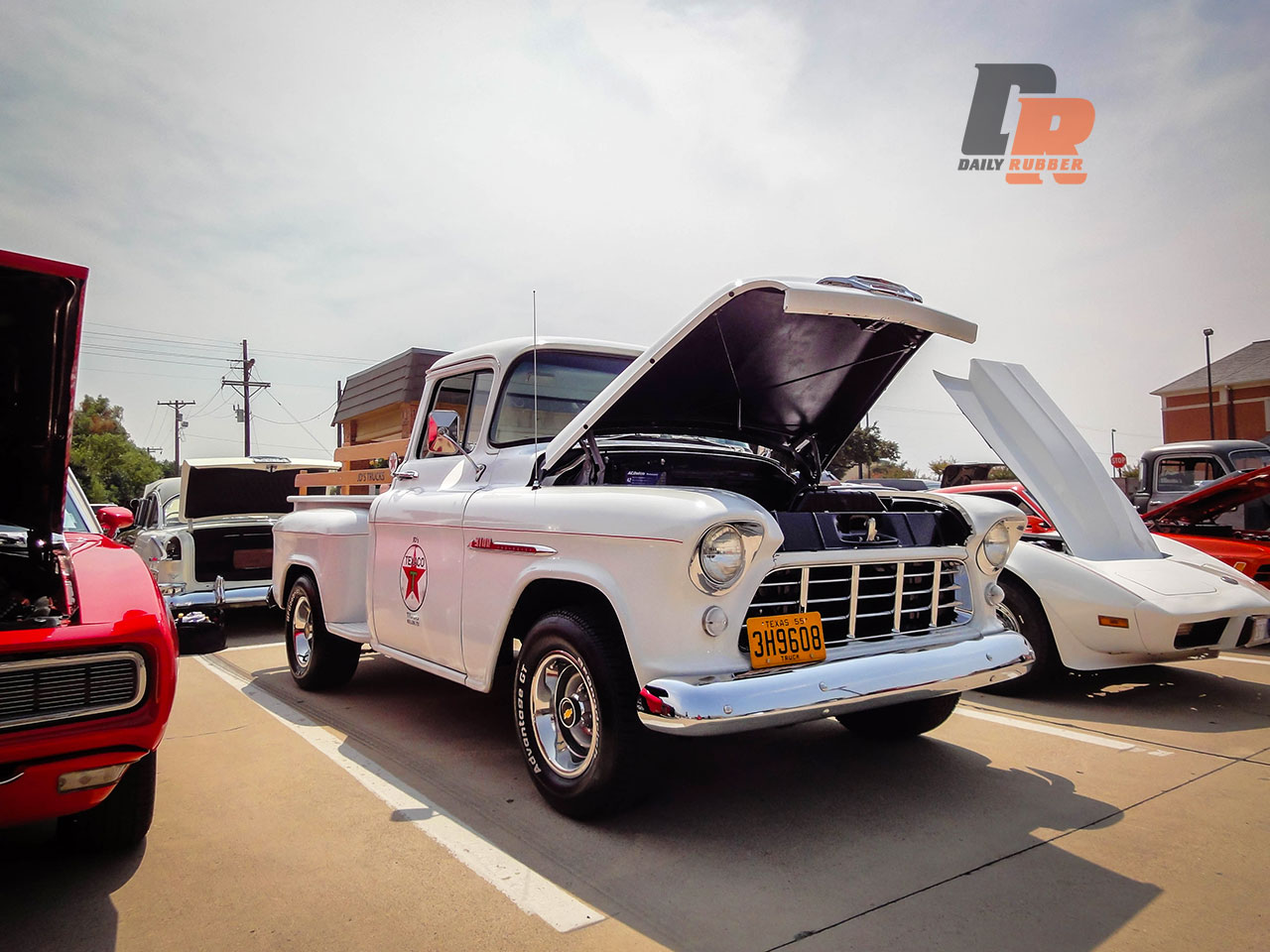 Car Shows Dfw >> What We Saw At The Club 407 Cruise-In Car Show This Weekend