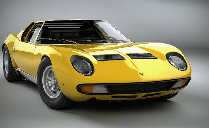 Lamborghini Miura: First of the Supercars, But was it Any Good?