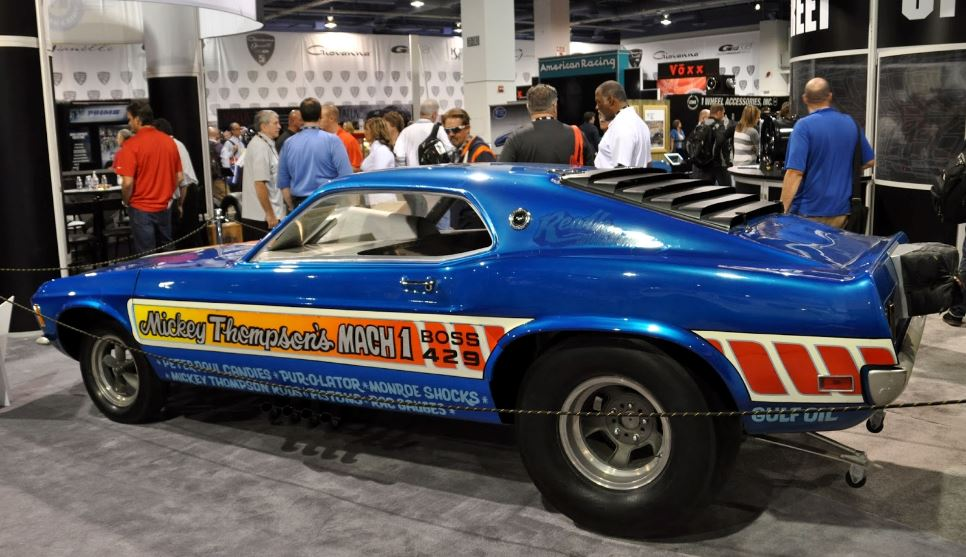 Mickey Thompson SEMA