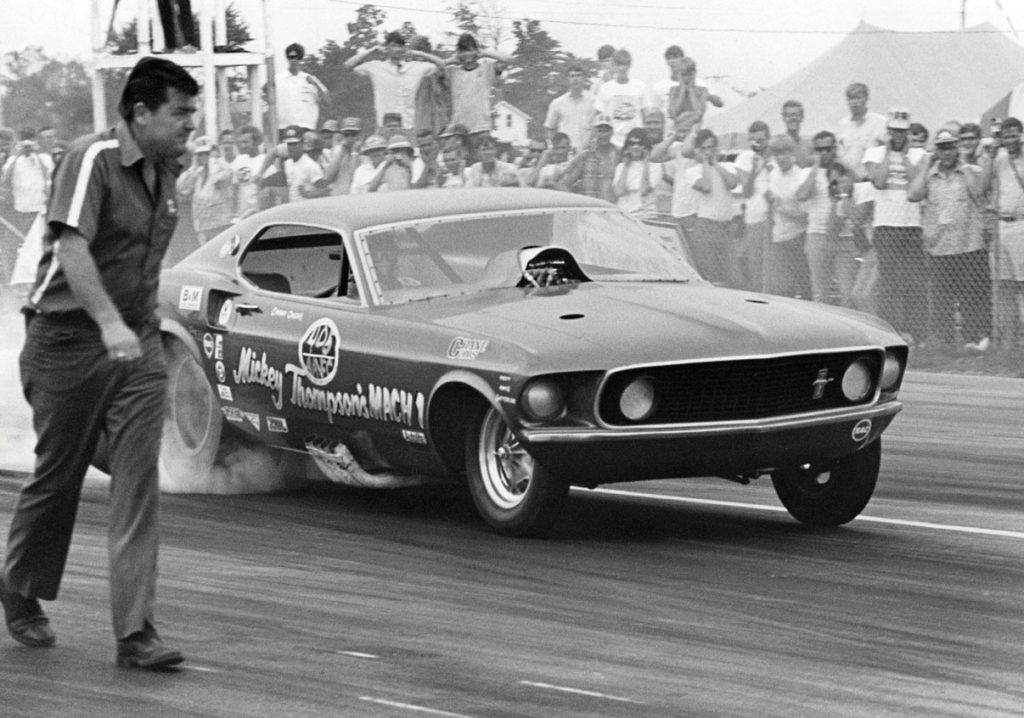 Mickey Thompson Mustang