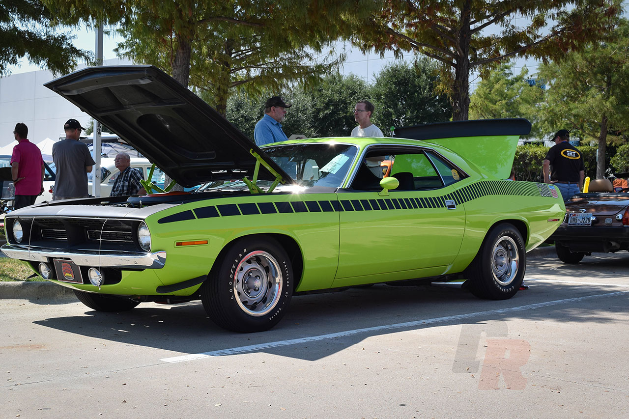 Dfw Classic Car Shows