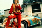 Janis Joplin's Psychedelic Porsche 356 Heads To Auction