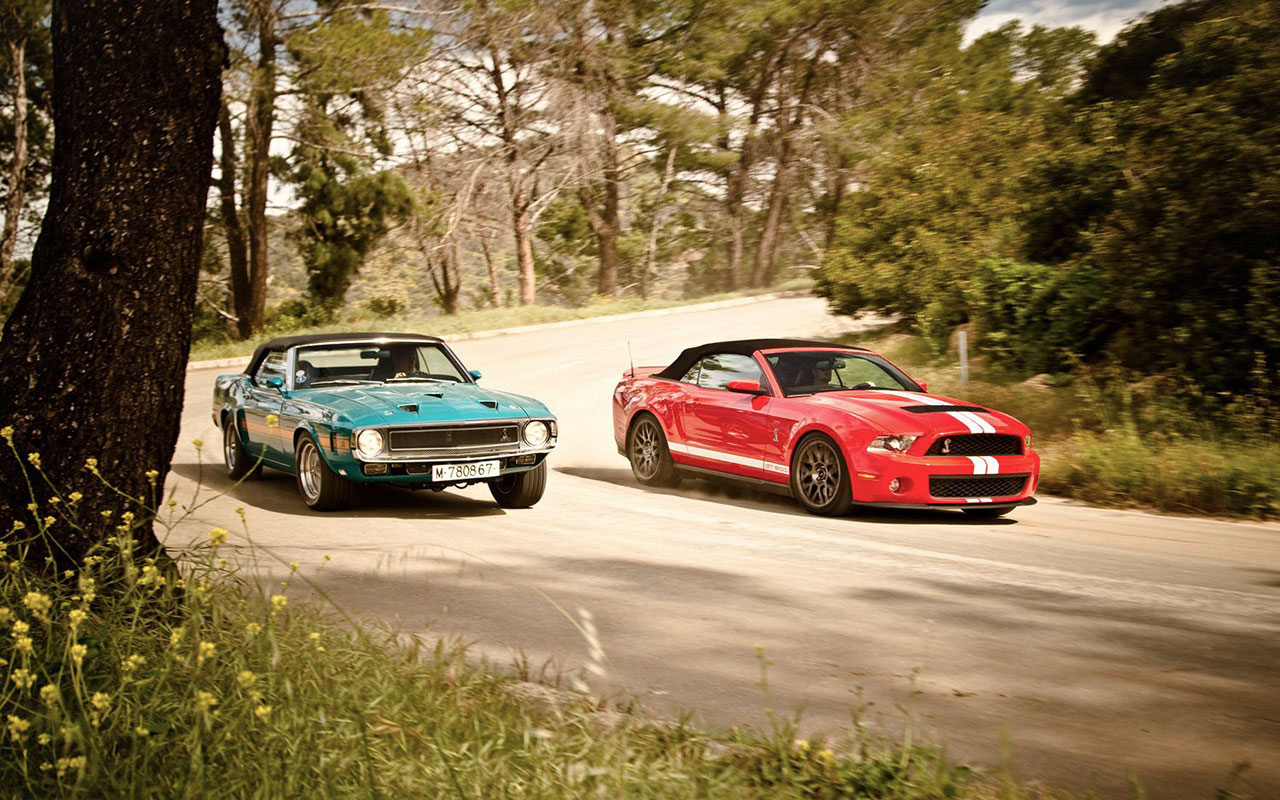 Muscle Cars Vs Modern Muscle Cars - Modern sports cars