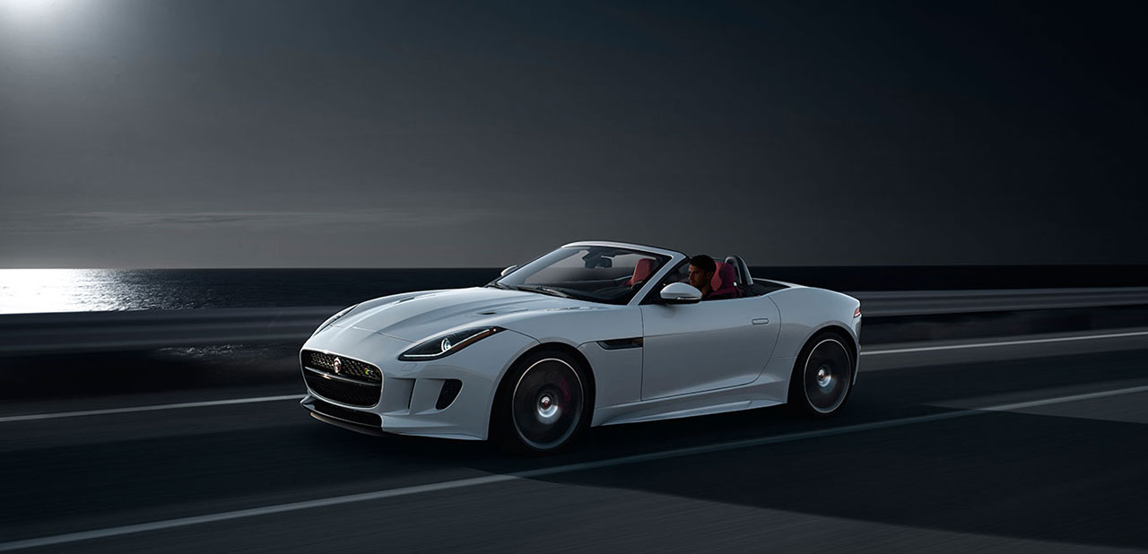 Top 5 Reasons For Choosing the Jaguar F-Type R Convertible