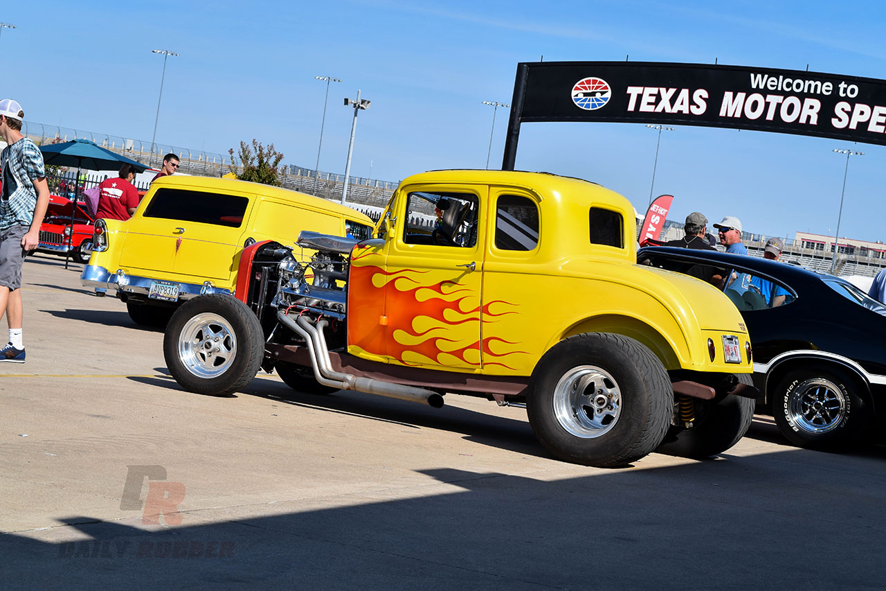Event: Goodguys 2015 Lone Star Nationals - Daily Rubber