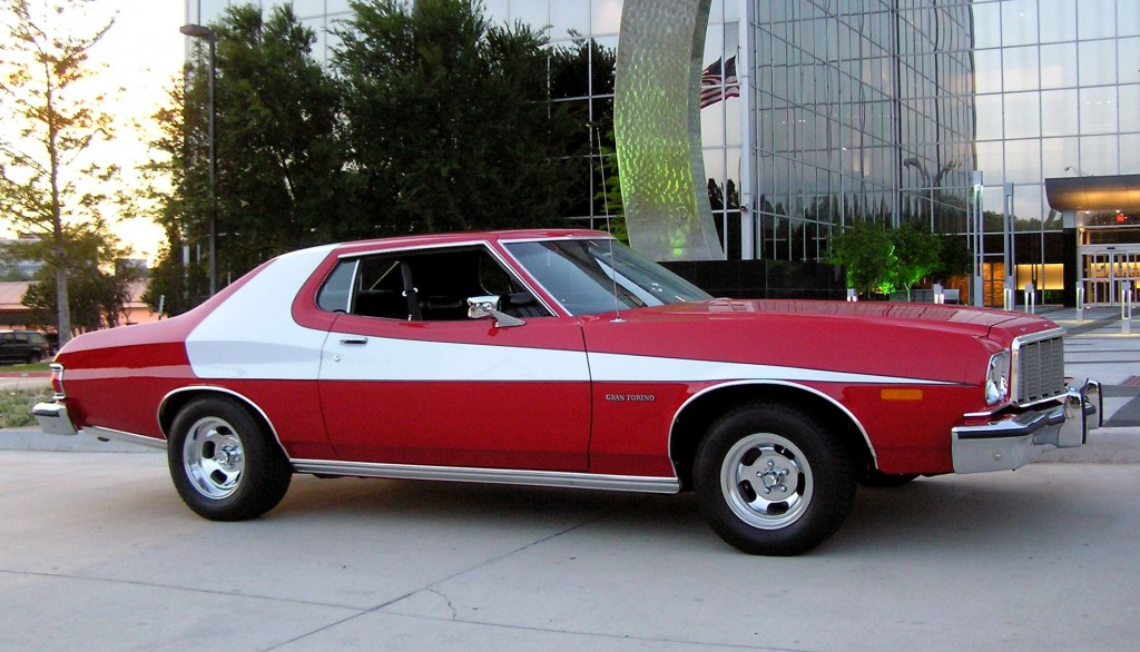 Starsky and Hutch grand torino