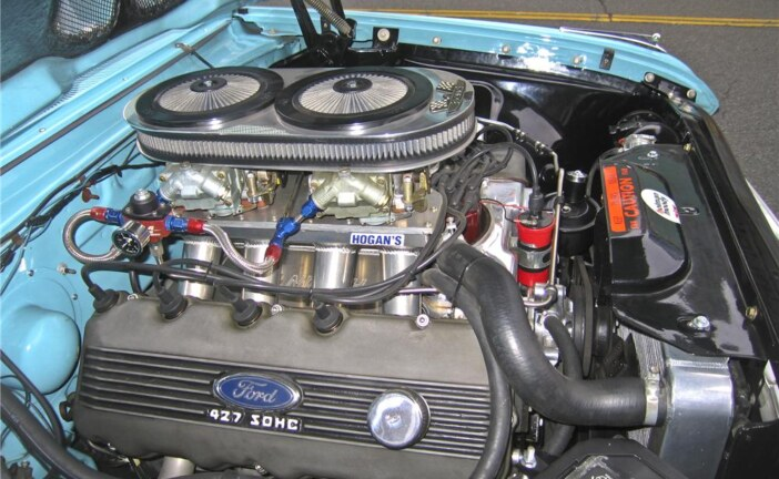 Ford Galaxie 427 SOHC: The NASCAR-Scaring Engine