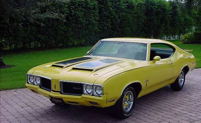 The Oldsmobile Rallye 350: The Muscle Car Ahead of its Time