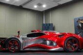 Mexico's Latest Supercar is the Inferno With Stretchable Metal