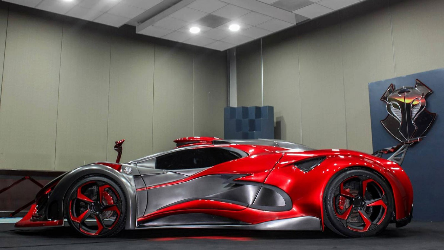 mexico s latest supercar is the inferno with stretchable metal daily rubber inferno with stretchable metal