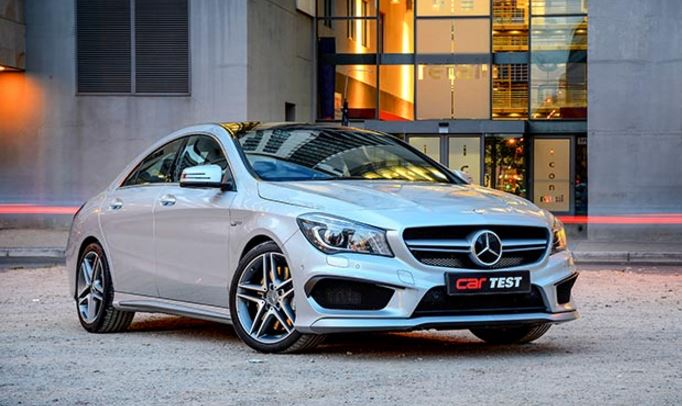 Our picks for the top 5 quickest 4 cylinder cars you can for Mercedes benz cla45 amg 0 60
