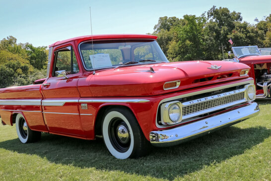 3 Chevy Trucks That Dominated The Summer Car Shows