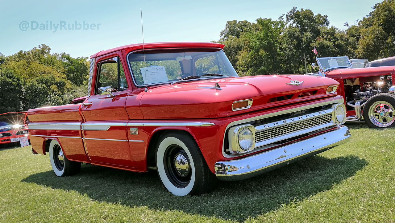 3 Chevy Trucks That Dominated The Summer Car Shows Daily Rubber