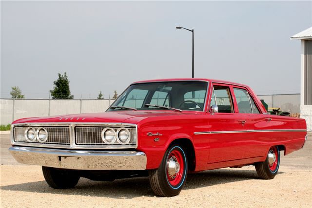 1966 Dodge Coronet 4 Door