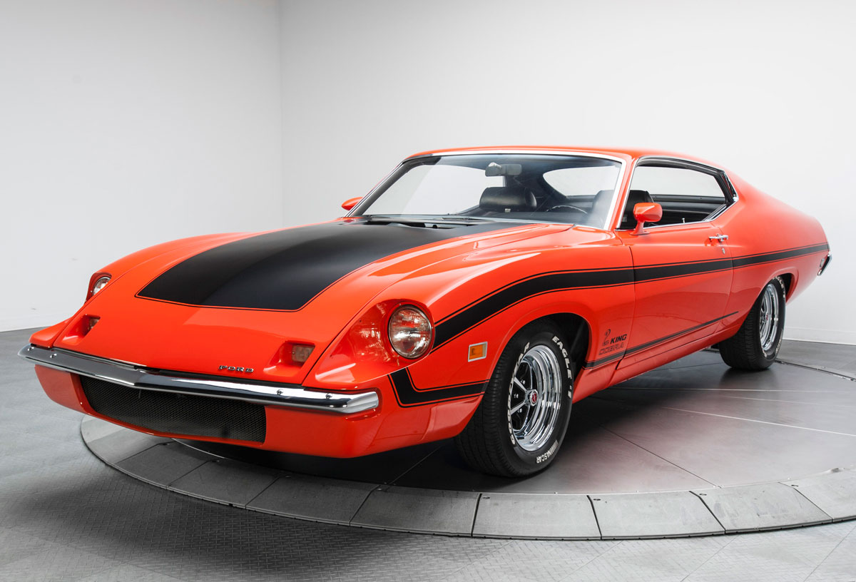 Project Muscle Cars For Sale >> 4 Muscle Cars That Are Hard To Find - Daily Rubber