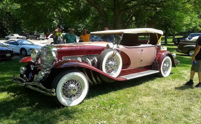 19th Annual Rebel's Auto Club Show Pioneer's Park