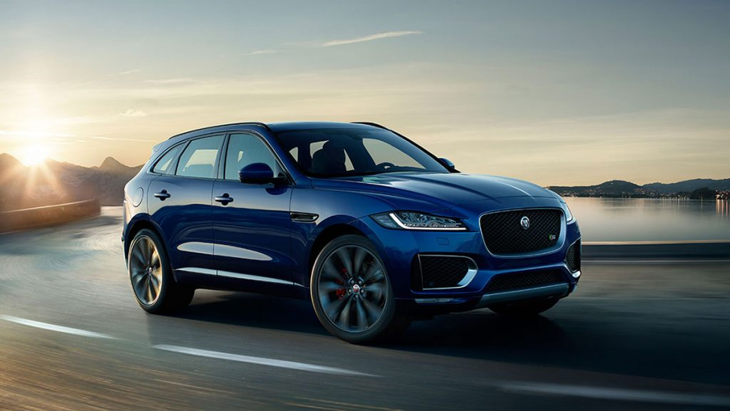 Jaguar F-Pace Crossover