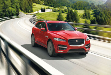 Changing the Face of Jaguar with the F-Pace Crossover