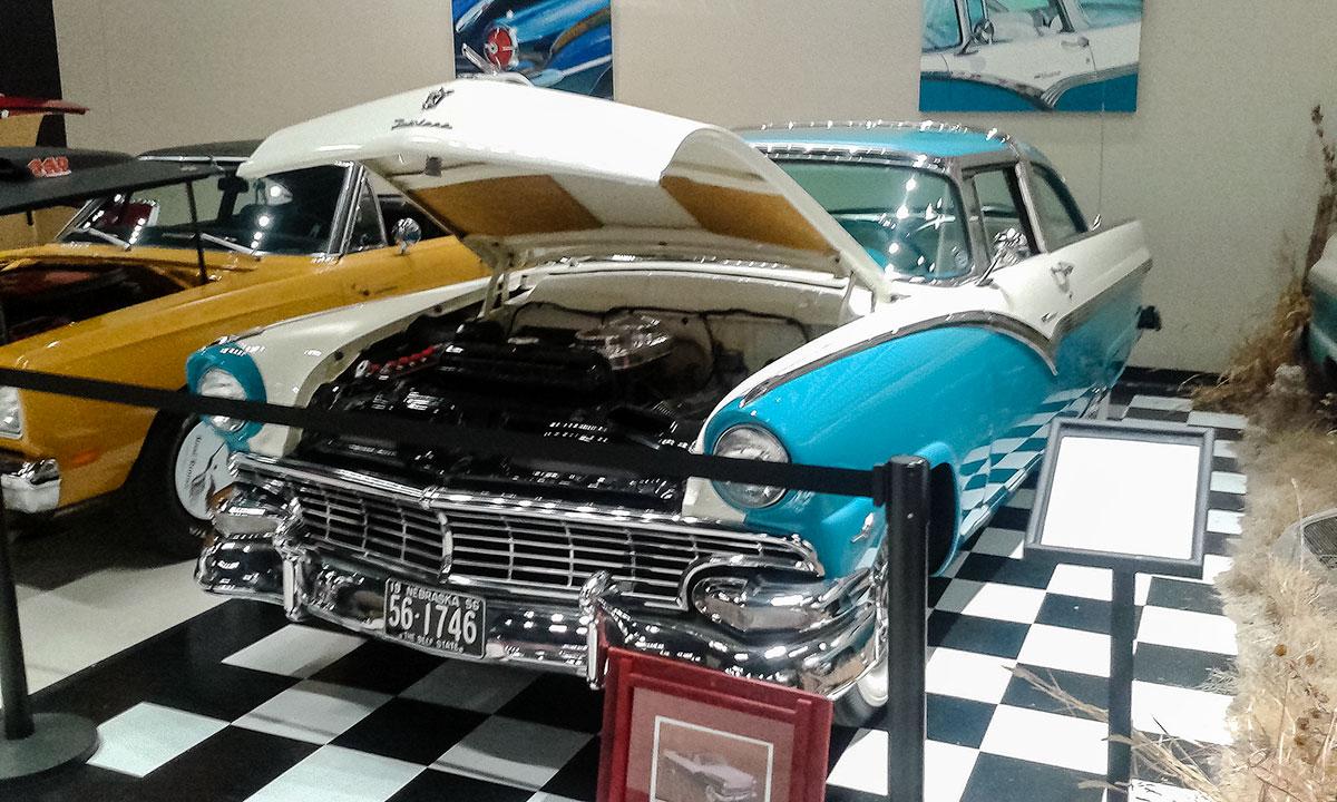 Memory Lane Classic Car Museum