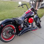 Folsom Lockdown Custom Bike