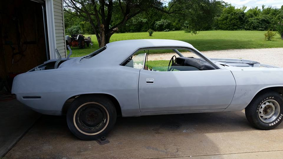 1970 Barracuda Gran Coupe
