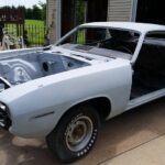 1970 Barracuda Gran Coupe Project
