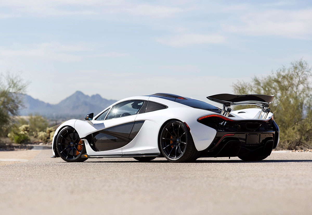 McLaren Automotive Technology