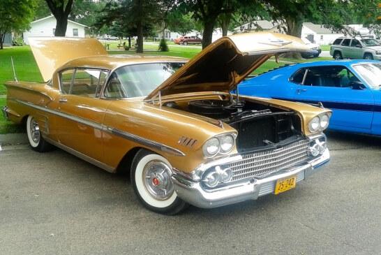 The Bellwood Daze Car Show