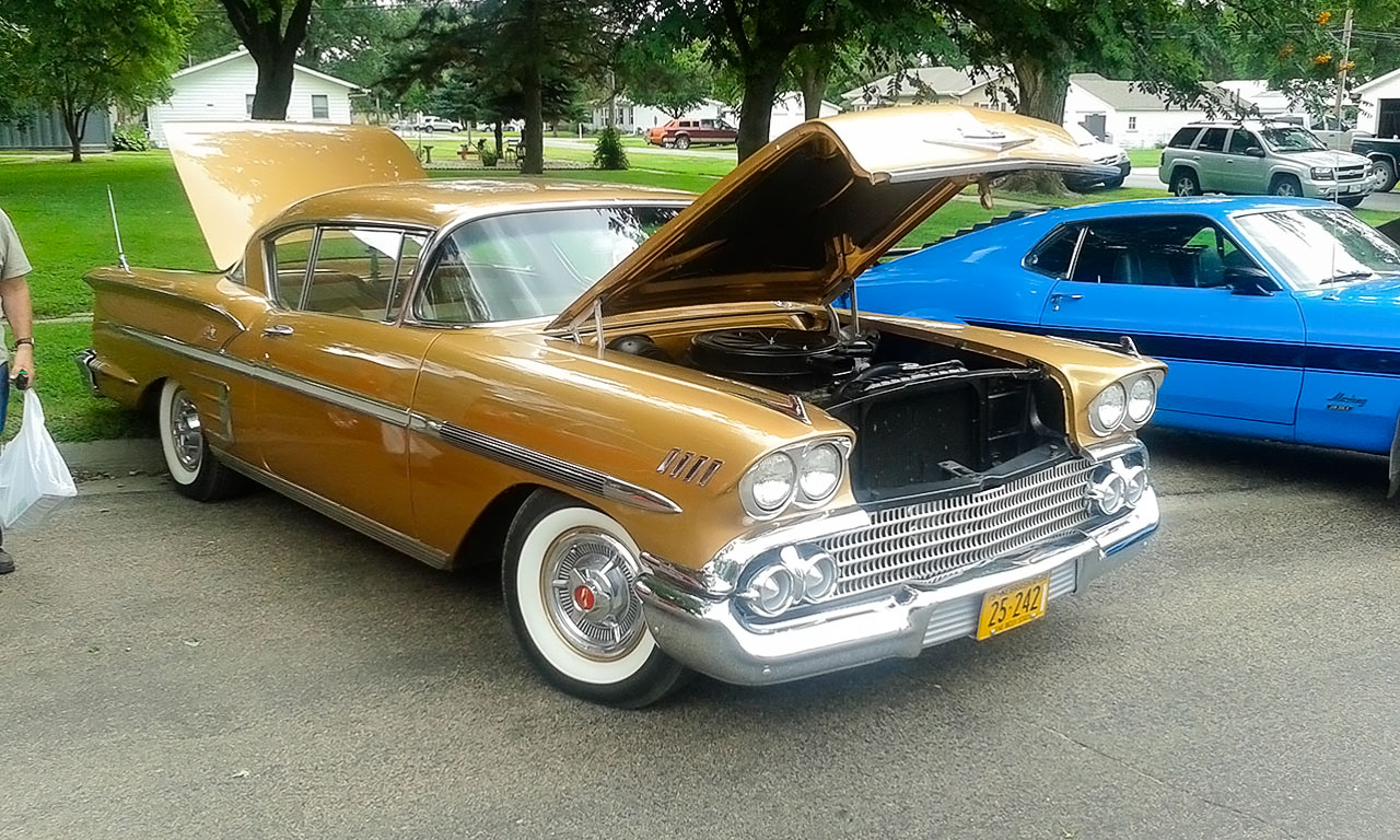 The Bellwood Daze Car Show