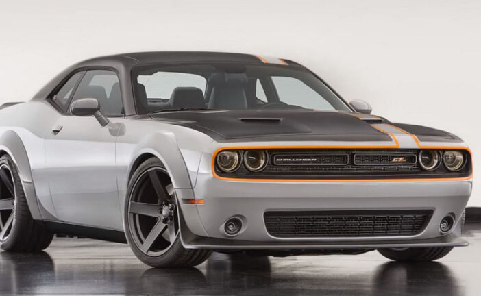 Will the New 707-Horsepowered V-8 Widebody Hellcat Have AWD?