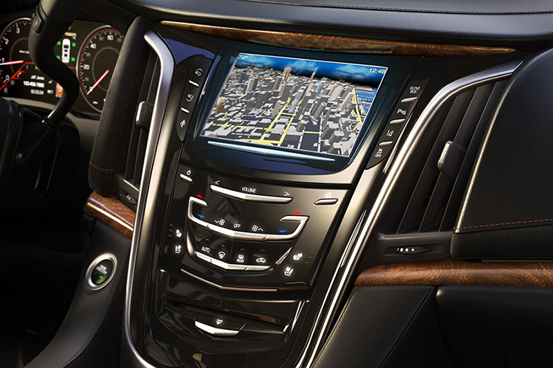 Cadillac Cue