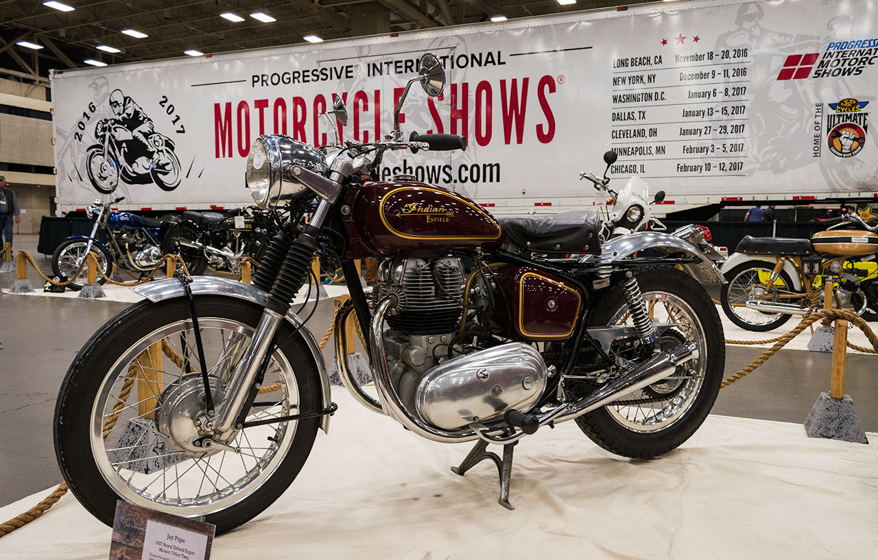 Motorcycle show coupons