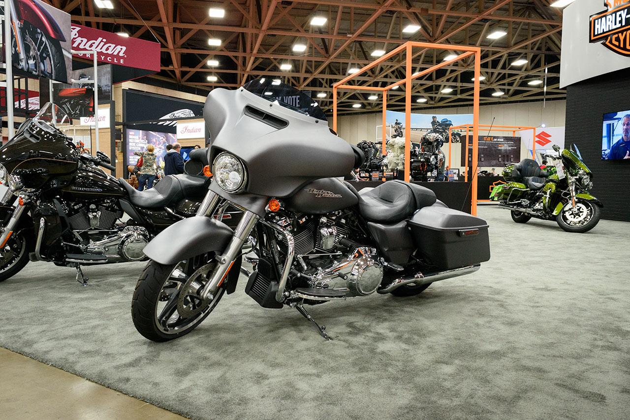 2017 Progressive International Motorcycle Show Dallas Tx