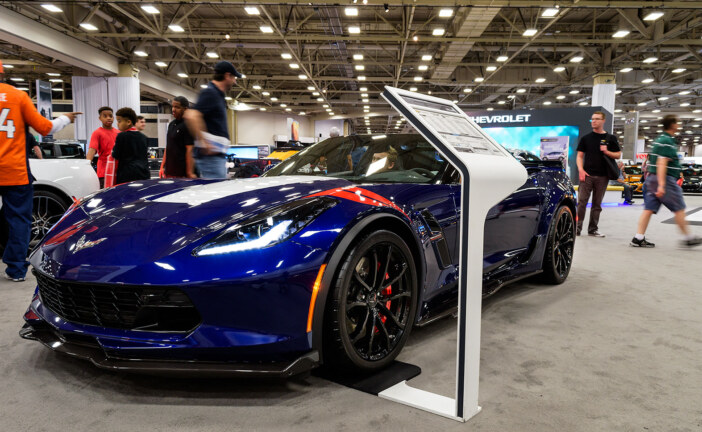 The 5 Hottest Cars At The 2017 DFW Auto Show