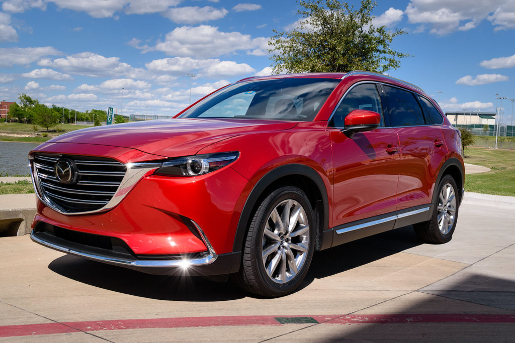 here 39 s why we love the 2017 mazda cx 9 daily rubber. Black Bedroom Furniture Sets. Home Design Ideas