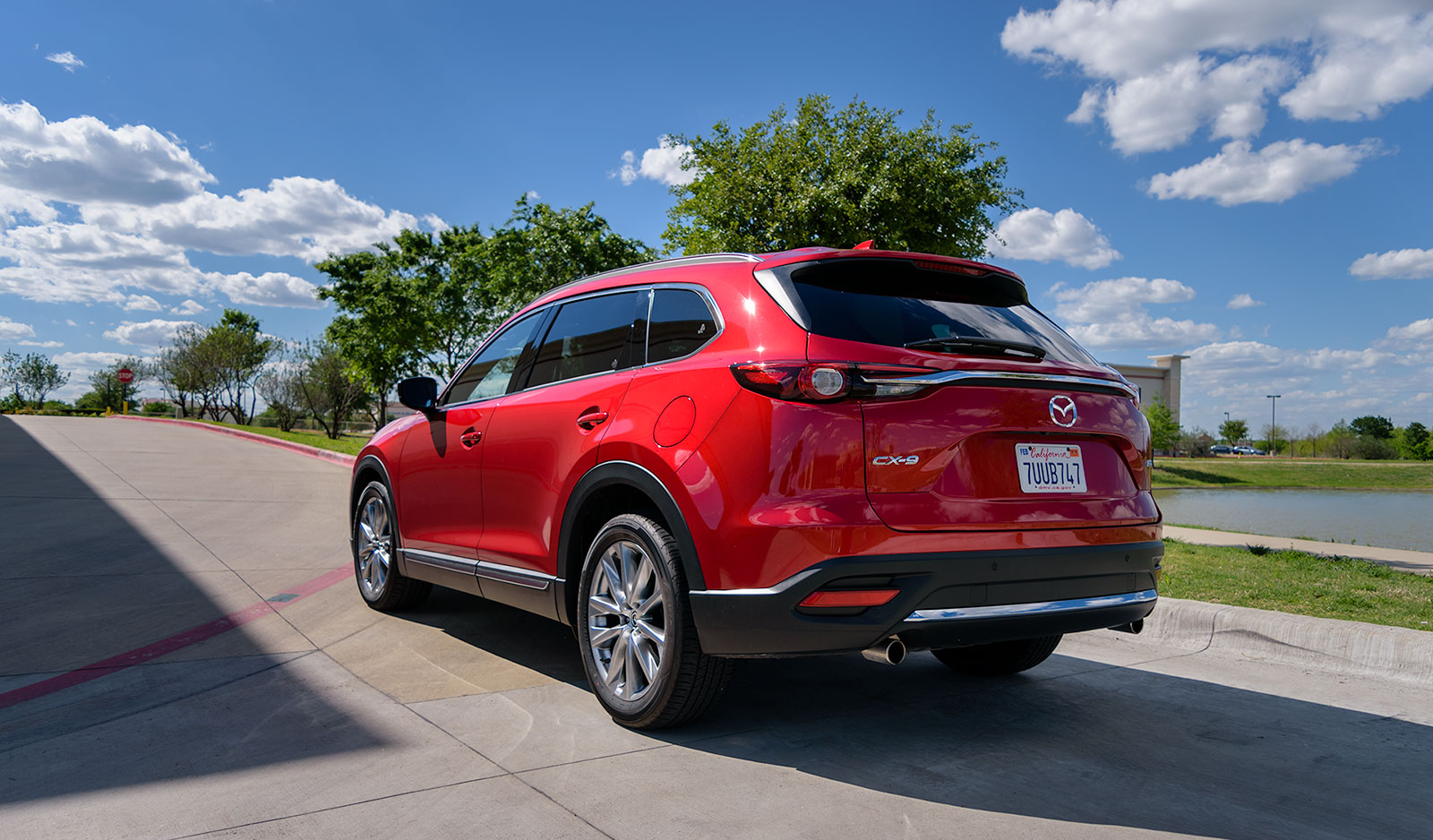 Here S Why We Love The 2017 Mazda Cx 9 Daily Rubber