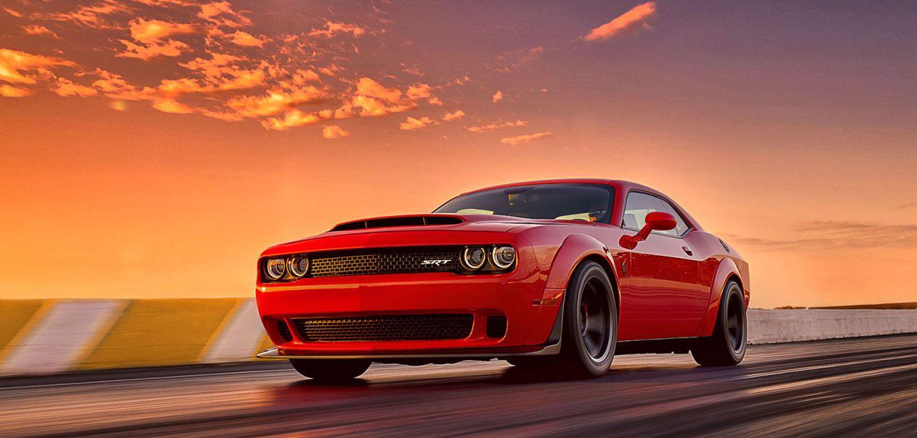 is dodge hellcat or demon better The 2018 Dodge Challenger SRT Demon Makes The Hellcat Look
