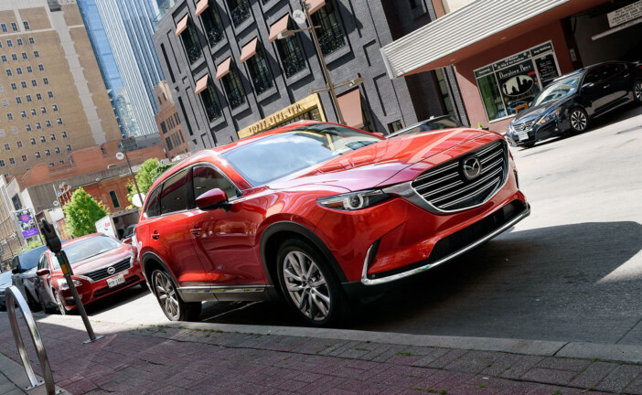 Here's Why We Love The 2017 Mazda CX-9