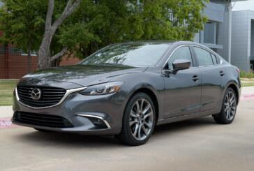 2017 Mazda6 Grand Touring: An Elegant, Reliable Sedan