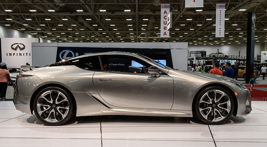 Does The Liberty Walk Custom Mods Work For The Lexus Lc500 Daily