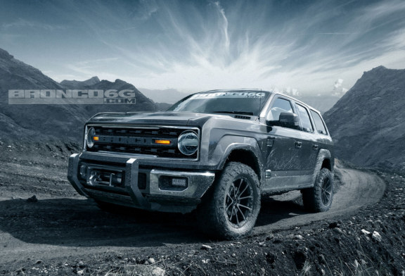 The Legendary Ford Bronco – SUV Returning in 2020
