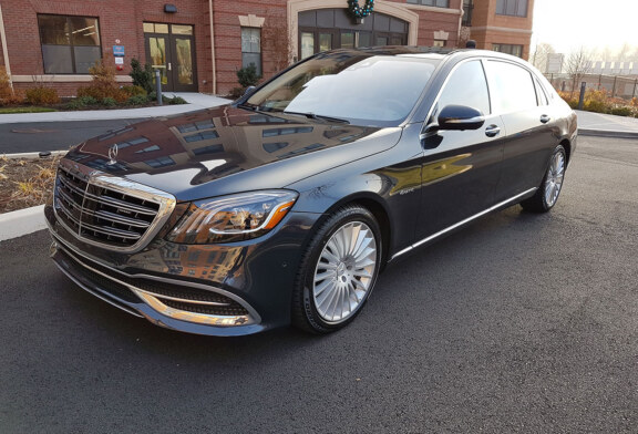 2018 Mercedes-Benz Maybach S560 The New Landmark In Automotive Luxury